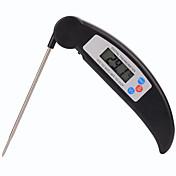 plegable instantánea termómetro de cocina lectura de alto rendimiento termómetro de carne alimentos digitales