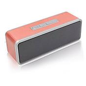 BY1040 Utendørs Vanntett Mini Bærbar Innbygd Mikrofonen Support Minnekort Support FM Støtte USB Disk Stereo Surroundlyd Super Bass