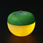 1 조각 2 개의 파일 디밍 애플 밤 햇빛