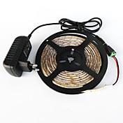 ZDM® Lyssett 300 LED Varm hvit Hvit Grønn Gul Blå Rød Kuttbar 100-240V