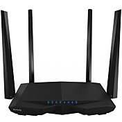 D-Link AC-router Dual Band Router Smart Router 1200Mbps 2.4GHz 5 GHz 4.0 AC6