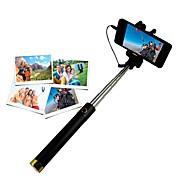 VORMOR Selfiestang Tredet Uttrekkbar Maks lengde 60 cm Til Android / iOS