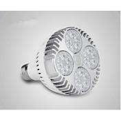 36W 400-450lm Luces Par LED 24 Cuentas LED LED de Alta Potencia Blanco 220-240V