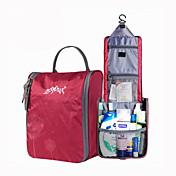 다기능 나일론 캠핑&하이킹 방수 먼지 증거 세면 도구 가방