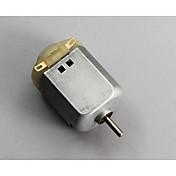 motor de corriente continua juguete diy motor pequeña producción 3v-6v cuatro ruedas plaza micro motor motor