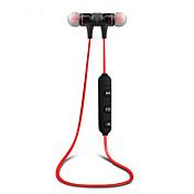 El auricular del bluetooth del auricular del bluetooth de los auriculares sin hilos del receptor de cabeza del bluetooth del círculo s5