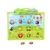 Juegos de Rol Puzzle Juguete para Dibujar Juguete de Lectura Juguetes Látex Madera Natural Piezas No Especificado Regalo