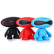 Bluetooth 2.0 3.5mm altavoces inalámbricos Bluetooth Blanco Negro Azul Oscuro Fucsia