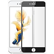 Skjermbeskytter Apple til iPhone 7 Herdet Glass 1 stk Heldekkende beskyttelse Anti-fingeravtrykk Motstår Risser Matt Eksplosjonssikker