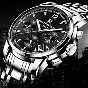 Hombre Reloj creativo único Reloj de Pulsera Reloj Pulsera Reloj Militar Reloj de Vestir Reloj de Moda Reloj Deportivo Reloj Casual