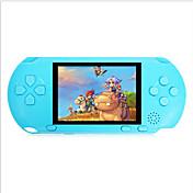 휴대용 게임 콘솔 8 비트 3.0 인치 컬러 화면 어린이를위한 400 다른 게임 큰 화면 휴대용 게임 콘솔을 내장