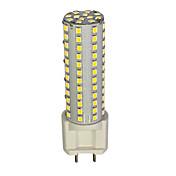 10W 780 lm G12 Bombillas LED de Mazorca T 108 leds SMD 2835 Blanco Cálido Blanco AC85-265