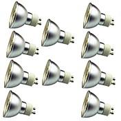 10pcs 3W 280lm Focos LED 30 Cuentas LED SMD 5050 Decorativa Blanco Cálido Blanco Fresco 12V