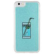 Etui Til Apple iPhone 7 Plus iPhone 7 Selvlysende Mønster Bakdeksel Glimtende Glitter Hard PC til iPhone 7 Plus iPhone 7 iPhone 6s Plus