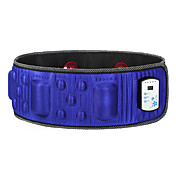 Piernas Cuerpo Cintura Abdomen Fondo Hombro Nalgas Massagegerät Botón Infrarrojo Vibración Magnetoterapia Ayuda a perder peso Portátil