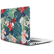 MacBook Funda para MacBook Air 13 Pulgadas MacBook Air 11 Pulgadas MacBook Pro 13 Pulgadas con Pantalla Retina Árbol Flor TPU Material