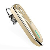 K1 Sin Cable Auriculares Piezoelectricidad El plastico Deporte y Fitness Auricular Mini Con control de volumen Auriculares