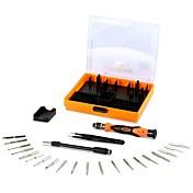 23 en 1 juego de destornilladores profesionales conjunto de herramientas múltiples para reparar reloj teléfonos ipad pc herramientas de