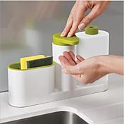 1pc Accesorios de Gabinete Plástico Fácil de Usar Organización de cocina