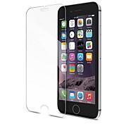 Protector de pantalla Apple para iPhone 8 Vidrio Templado 1 pieza Protector de Pantalla Frontal Borde Curvado 3D Anti-Huellas Dureza 9H