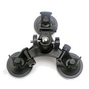 Cámara acción / Cámara deporte Kit Accesorios generales Alta Velocidad Tipo Cupula Negro Adecuadas para Vehículos por Cámara acción Gopro