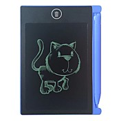 4.4 pulgadas tableta de escritura lcd digital de alta definición cepillos tablero de escritura a mano portátil sin radiatio