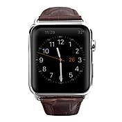 Ver Banda para Apple Watch Series 3 / 2 / 1 Apple Hebilla de la mariposa Cuero Auténtico Correa de Muñeca