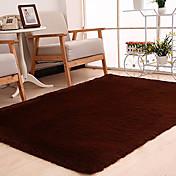 Las alfombras de área Modern Coral Velve, Rectángulo Calidad superior Alfombra