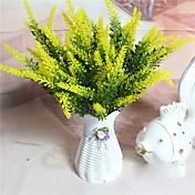 Kunstige blomster 1 Gren Moderne / Pastorale Stilen Planter Bordblomst
