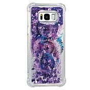 Funda Para Samsung Galaxy S8 Plus S8 Antigolpes Líquido Diseños Funda Trasera Atrapasueños Suave TPU para S8 Plus S8 S7 edge S7