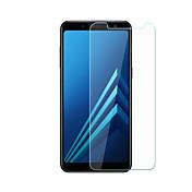Skjermbeskytter Samsung Galaxy til A8 2018 Herdet Glass 1 stk Skjermbeskyttelse Motstår Risser 9H hardhet