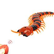 Juguetes para bromas Animal por control remoto Juguetes Ciempiés milpiés Bicho Control remoto Simulación El plastico ABS 1 Piezas