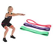 KYLINSPORT Bandas para ejercicio de resistencia Con 1 pcs Caucho Cinta de Fitness Entrenamiento de fuerza, Pull Up, Terapia física por Yoga / Pilates / Fitness Unisex Hogar / Oficina