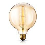 1pc 40 W E26 / E27 G125 Blanco Cálido 2200-2700 k Retro / Regulable / Decorativa Bombilla incandescente Vintage Edison 220-240 V
