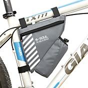 1.8 L Bolsa para Cuadro de Bici / Bolsa de marco triangular Pantalla táctil Bolsa para Bicicleta Terileno Bolsa para Bicicleta Bolsa de