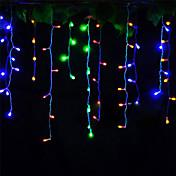 4m Lysslynger 96 LED Dip Led Varm hvit / Kjølig hvit / Rød Dekorativ / Koblingsbar 220-240 V 1pc