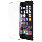 Skjermbeskytter til Apple iPhone 8 / iPhone 7 Herdet Glass 1 stk Skjermbeskyttelse Høy Oppløsning (HD) / 9H hardhet / Anti-fingeravtrykk