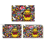 3 pcs Skin Sticker for MacBook Pro 15'' with Retina MacBook Pro 15'' MacBook Pro 13'' with Retina MacBook Pro 13'' MacBook Air 13''