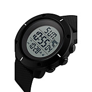 SKMEI -1213 Smartwatch Water Resistant / Water Proof Long Standby Alarm Clock Multifunction Light and Convenient Wearable Information