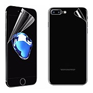 PET Screen Protector for Apple iPhone 8 Plus Front & Back Protector High Definition (HD) Scratch Proof