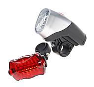 Bike Lights Front Bike Light Rear Bike Light LED Cycling AAA Lumens Battery Cycling/Bike