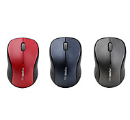 cheap -Rapoo 3000P USB Wireless Optical Mouse (Assorted Colors)