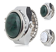 cheap -Women's Quartz Ring Watch Japanese Casual Watch Alloy Band Charm Fashion Silver