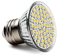 3.5 E26/E27 LED Spotlight PAR38 60 SMD 3528 300-350lm Warm White 2800K AC 220-240V
