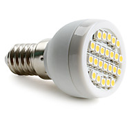 E14 LED Spotlight 24 SMD 3528 60lm Warm White 2700K AC 220-240V