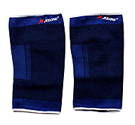 cheap -Nylon Thermal Sports Knee Pad  (Blue)