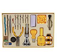 20-Piece Horologe Watch Link Remover Repair Set Kit Tools