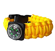 cheap -Compass Life-saving Bracelet