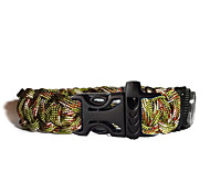 cheap -Compass Life-saving Bracelet Camouflage