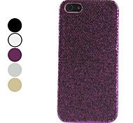 Flash-Pulver harter Fall für iphone 5/5s (farblich sortiert)